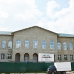 Строительство культурного центра в п. Дубровицы