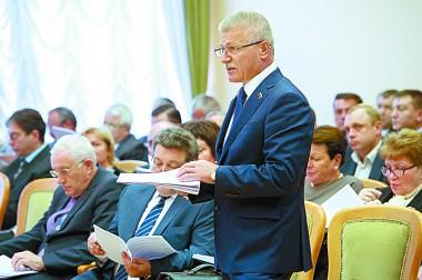 Депутаты упразднили микрорайоны Лаговский, Дубровицкий и Стрелковский