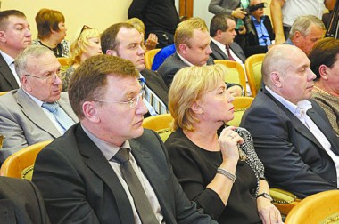 Парламент  Большого Подольска начал свою работу