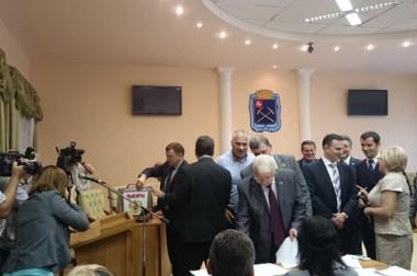 Николай Москалёв возглавил совет депутатов Большого Подольска