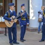 Слёт патриотических клубов Московской области
