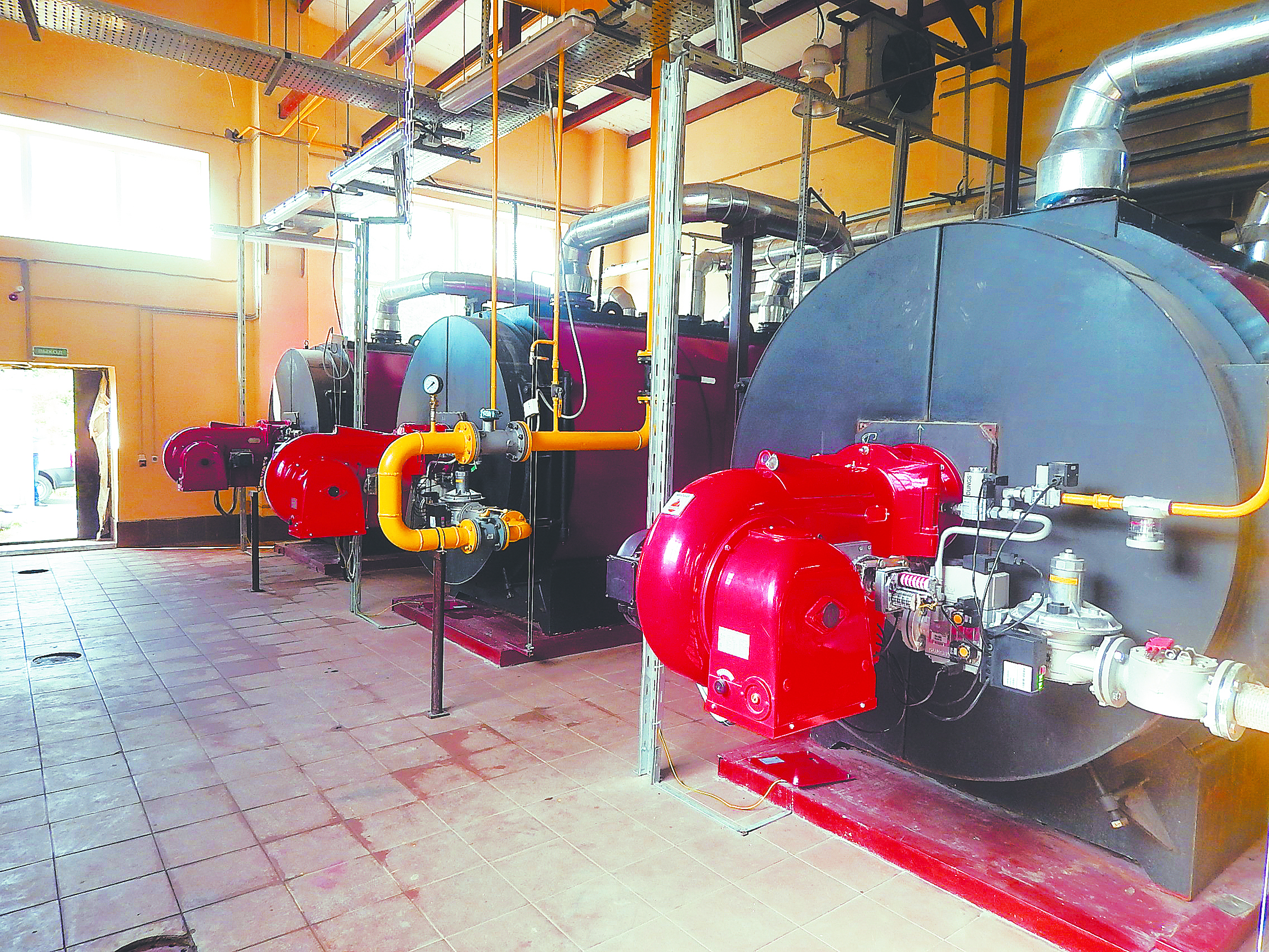 программа московской области по строительству новых газовых котельных