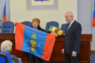 Николай Москалёв встретился с ветеранами