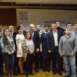 Встреча Ниоклая Москалёва с молодежью