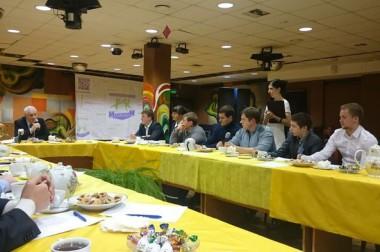 Николай Москалёв обсудил с молодёжью тему Молодежного парламента