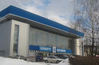 В МУП «Спорт-Сервис» после ремонта открылся основной зал