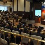 Пленарное заседание молодежной палаты