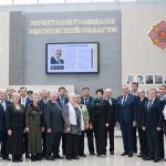 Делегация Подольска в Правительстве МО