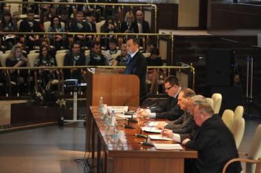 Палата молодых депутатов начала работу