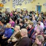 Отчетное собрание в п. Быково