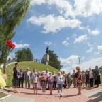 Митинг памяти в Кузнечиках.  22 июня 2016 г.
