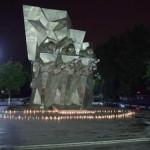 22 июня. Памятник Подольским курсантам. Подольск