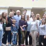 Выездная школа молодых журналистов (МАНЖ) 2016 г.