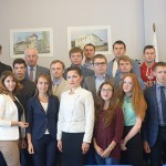 Первый состав Молодежного парламента при Совете депутатов  Г.о. Подольск