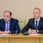 Пресс-конференция руководителей строительного блока Подольска