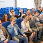 Молодежный парламент при совете депутатов Г.о. Подольск .