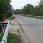 Реконструкция моста через реку Петрицу в Климовске