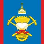 Отклоненный геральдической комиссией макет флага Большого Подольска