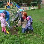 Акция «Наш лес. Посади свое дерево»