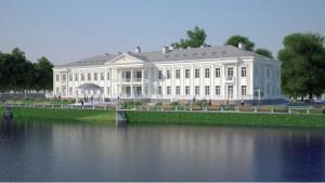 Культурно-досуговый комплекс в Подольске, завершить строительство которого рассчитывают к 2021 году