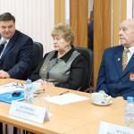 Участники Координационного совета по делам ветеранов подвели итоги 2016 года