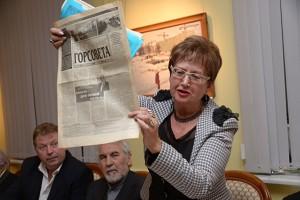 В День печати в Подольске провели круглый стол «Время выбрало нас»