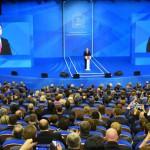 Ежегодное обращение губернатора Подмосковья Андрея Воробьева