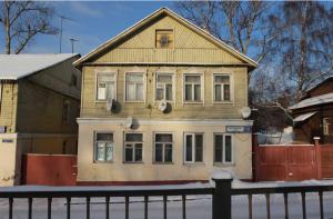 жилой дом купца Щёкина-Кашеварова (сер. XIX – 2-я половина XXвв., проспект Ленина, 108)