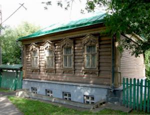 жилой дом Белоджаевой Н.И., 1896 года (проспект Ленина, 41)