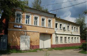 дом с лавкой Щекиных (2-я пол. XIX —  нач. XXвв.,  проспект Ленина, 92)