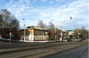 дом П.И. Щекина, 1875 года (проспект Ленина, 96/10)