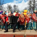 Участниками масленичного разгуляя в Большом Подольске стали около 120 тысяч человек