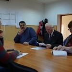2 февраля прошла встреча руководства территориального управления с депутатами, посвященная наказам