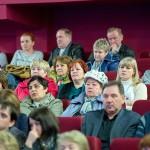 В микрорайоне «Лаговский» 16 марта прошла встреча жителей с руководством администрации Подольска