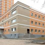 Поликлиника на улице Ульяновых, 31, Подольск