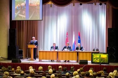 11 апреля состоялась встреча жителей Климовска с руководством администрации Г.о. Подольск