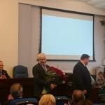 Глава Городского округа Подольск Н.И. Пестов, присутствовавший на заседании, поблагодарил Н.П. Москалева за работу