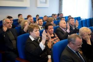 Заседание Совета депутатов Городского округа Подольск.