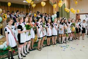 Последние звонки звенят сегодня в школах Большого Подольска