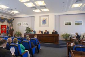 Сессия Совета депутатов Городского округа Подольск