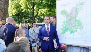 Публичные слушания по генлану проходят в Г.о. Подольск