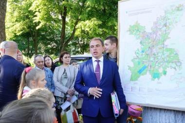 Назначены публичные слушания по проекту внесения изменений в Генеральный план Подольска