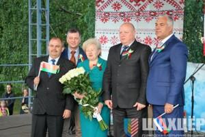 Делегация Городского округа Подольск побывала в белорусском городе-побратиме Солигорске