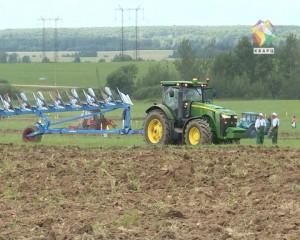 Подольчане заключили крупные контракты на I выставке агротехнологий Подмосковья