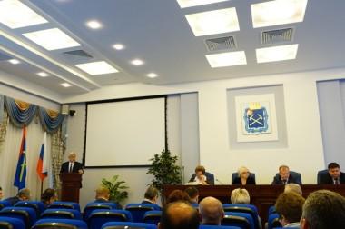 Депутаты приняли решения по передаче электросетевого имущества и увековечивании памяти заслуженных подольчан