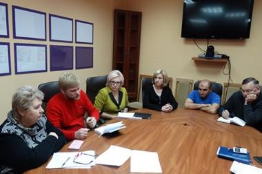 Деятельность асфальтовых заводов, расположенных в промзоне «Северная», обсудили на совещании