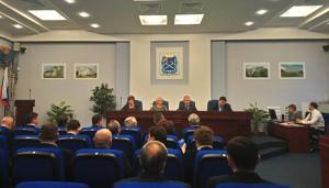 Совет Депутатов провел 42 сессию в текущем году и утвердил план работы на начало 2018.