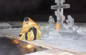 Официальные места для крещенского купания рядом с Подольском