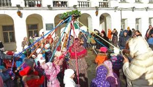Масленицу в Подольске будут праздновать 17 и 18 февраля