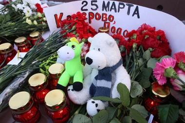 Более 1000 жителей приняли участие в памятной акции «Подольск вместе с Кемерово» 27 марта